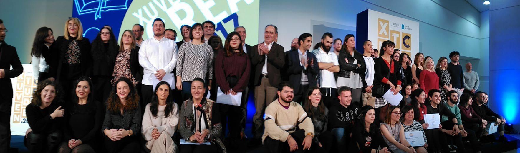 Premios Xuventude CREA 2017